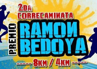 Resultados 2º Correcaminata Premio Ramon Bedoya 2017