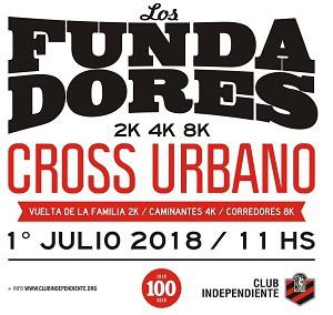 Resultados Cross Urbano 2018