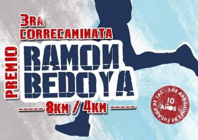 Resultados 3º Correcaminata Premio Ramón Bedoya 2018