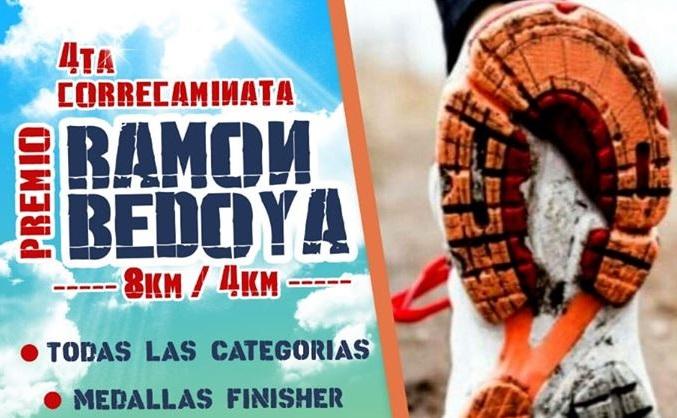 Resultados 4º Correcaminata Premio Ramón Bedoya 2019