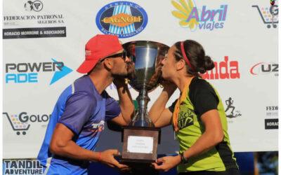 Olivera y Hoyos ganaron la 11° Tandil Adventure